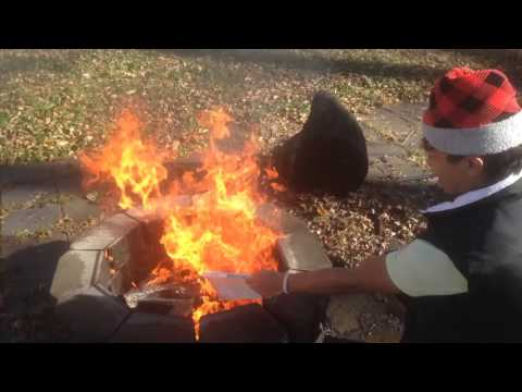 Ayn Rand book burning for Anonymous