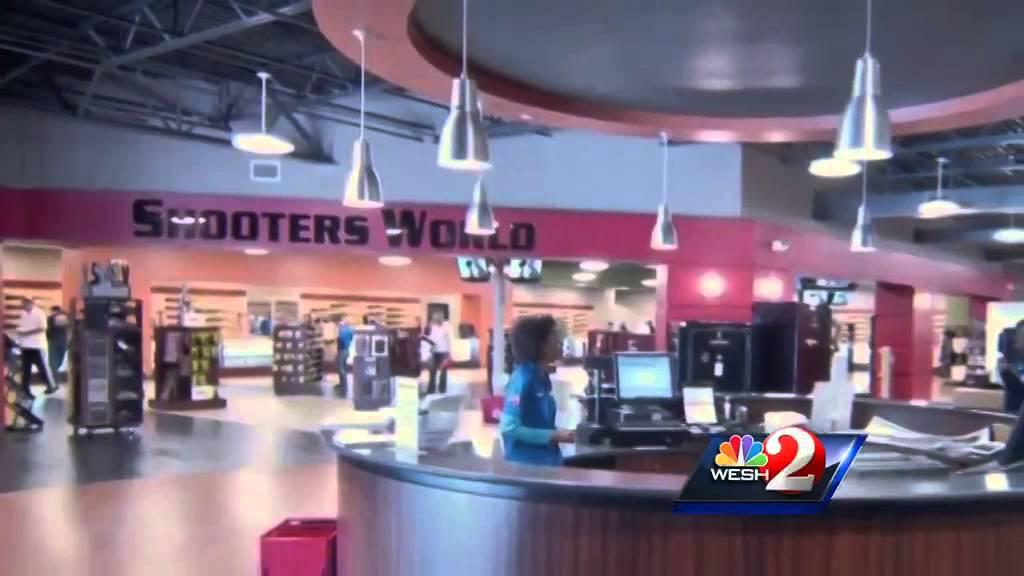 Orlando To Have Floridas Largest Shooting Range Gun Store Youtube