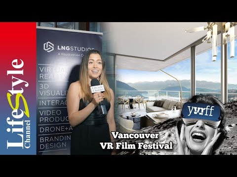 VR in RealEstate LNG Studios on LifeStyle Channel #YVRFF