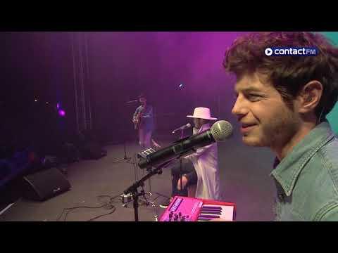ARCADIAN- Ton Combat (live) - Grand Live Contact FM