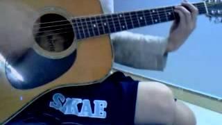 về nhà - guitar