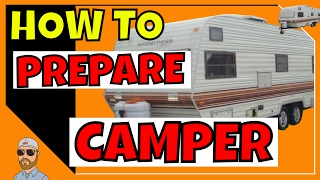 How to Prepare Camper for Use | Camper Remodel 10
