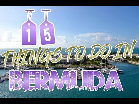 Top 15 Things To Do In Bermuda