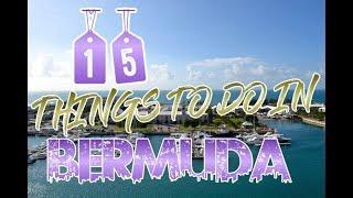 Top 15 Things To Do In Bermuda