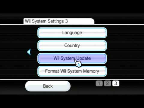 Wii  Error Code 32007 Solution SoftModded Wii