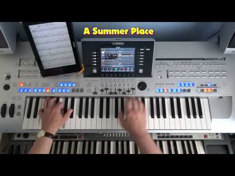 Theme from A Summer Place - Percy Faith - Tyros cover