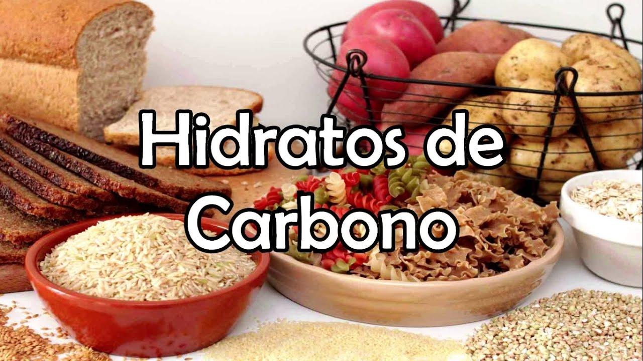 Hidratos de carbono - YouTube