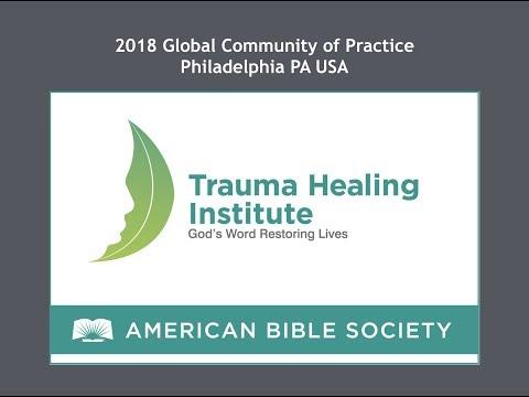 Trauma Healing Institute 2018 Community of Practice - Alliance Organizations