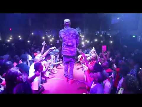 Darassa Performance at RedStone Club Moshi 2016