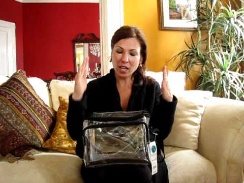The Clear Bag Heavy Duty Lunch Totes For Work Or School