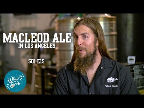 S01 E15 - MacLeod Ales / Societe Brewer's Games