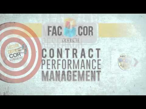 FAC-COR Training Opportunities