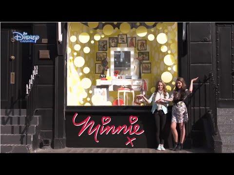 Modowe wyzwanie Minnie | Sklepowa witryna | Disney Channel Polska