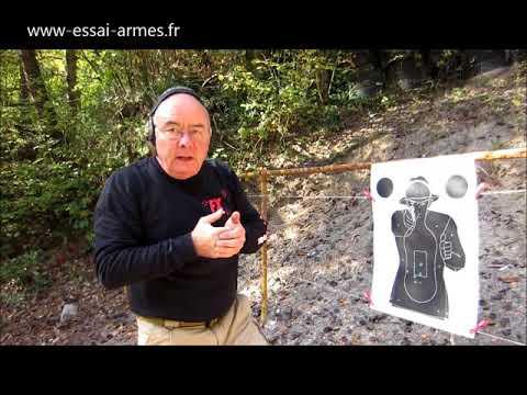 S&W Military & Police « Bodyguard » - 2ème partie : tests dynamiques