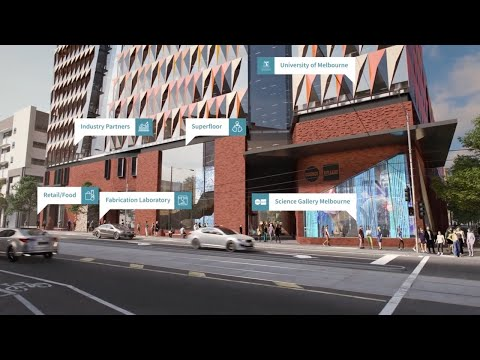 Carlton Innovation Precinct