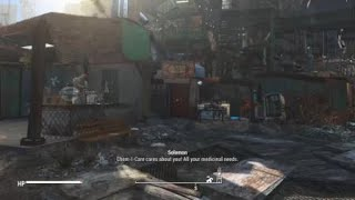 Fallout 4: Telepathic Mama Murphy