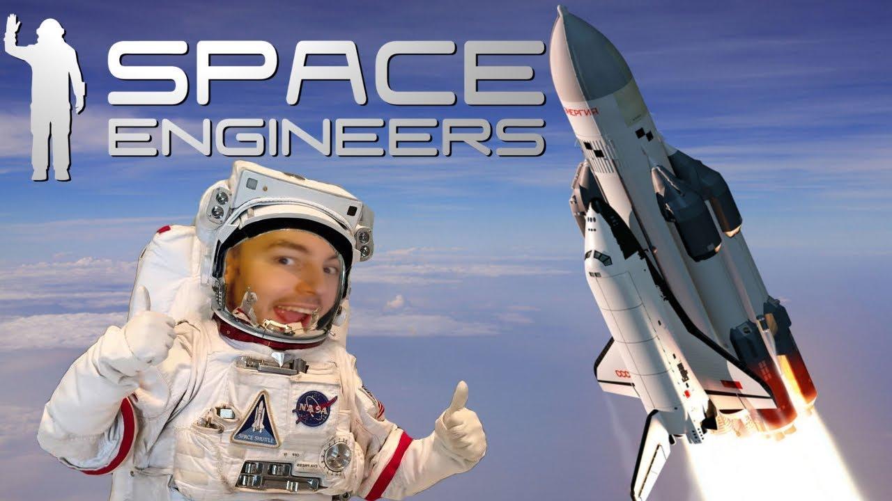 WITAJ KOSMOSIE | SPACE ENGINEERS #7