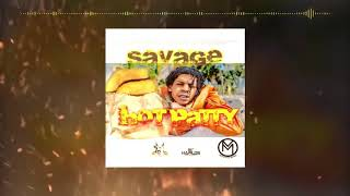 Gambar cover Savage HOT PATTY Official Audio May 2018