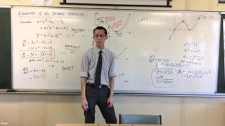 Geometry of the Second Derivative (3 of 4: Finding the concavity of a circle)
