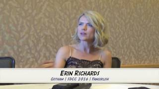 GOTHAM SDCC 2016 Interview: Erin Richards