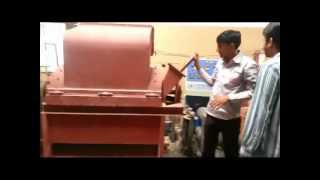 ronak wood crusher