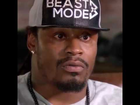 Marshawn Lynch FUNNY INTERVIEW
