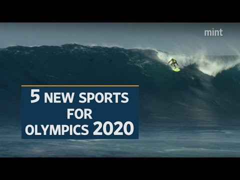 Tokyo Olympics: 5 new sports to make a debut in 2020