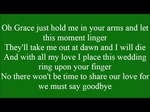 Grace with lyrics