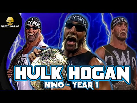 Hulk Hogan in the nWo - Year 1