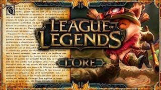 Champion Lore - Teemo, o Explorador Veloz [PT-BR]