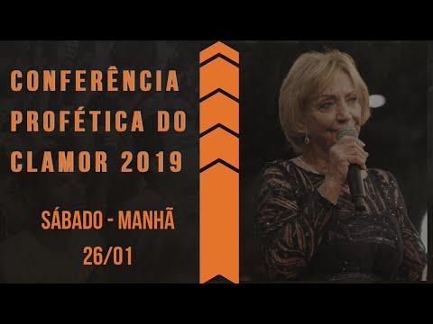 CONF. PROFÉTICA DO CLAMOR PELAS NAÇÕES 2019 | 26/01/2019 | MANHÃ Mp3