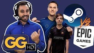 GG - FULL HD, Perkzu preti ban, Caps u G2, Balkanac u Fnaticu, Dota 2 drame