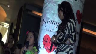 Mayangsari feat.Khiran (Anaknya) - Tak Bisa Ke Lain Hati (Acara Launching Single)