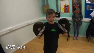 Swindon Kids Martial Arts Promo 3