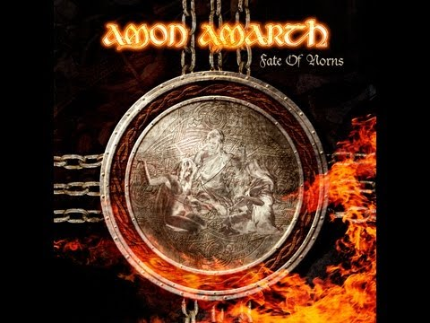 Amon Amarth - The Pursuit Of Vikings (HQ with Lyrics/con Letra)