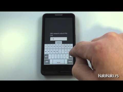 Motorola Motoluxe XT-615 dekodiranje pomoću koda