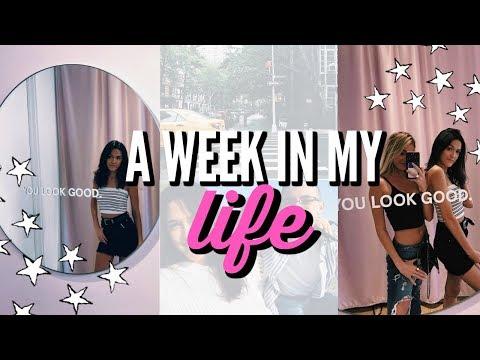 Summer Week In My Life || HUGE Surprises, Mini- Haul, NYC Trips