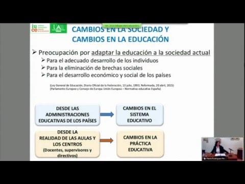 Nuevos modelos y nuevas competencias docentes para el cambio educativo