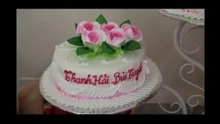 Lễ thành hôn Thanh Hải - Bùi Tuyết 07.12.2017 full