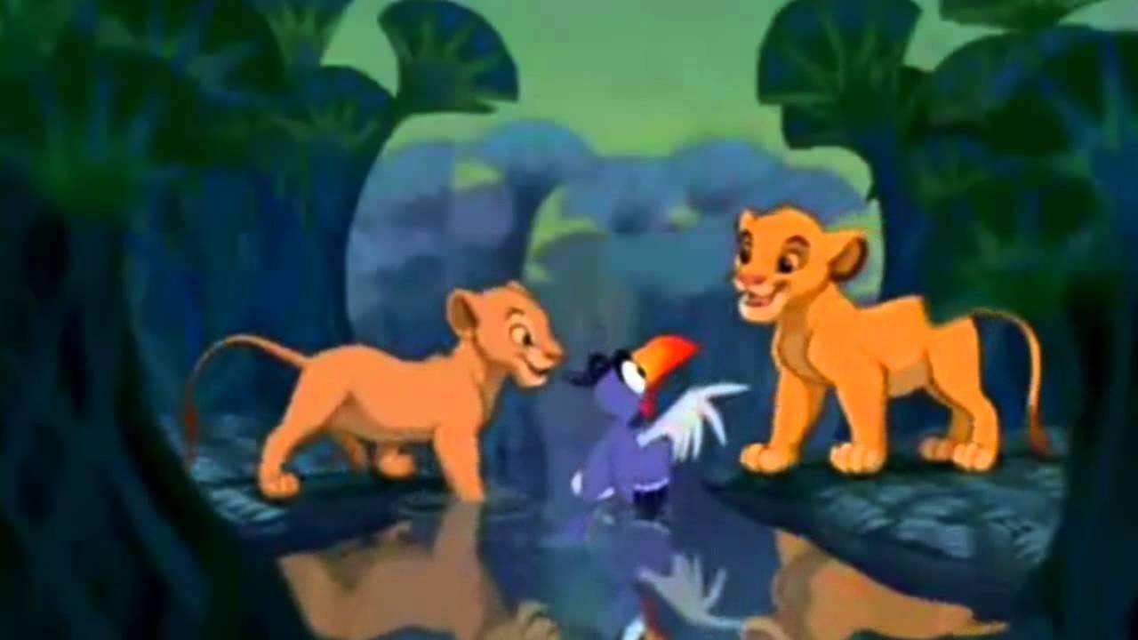 yo voy a ser el rey leon