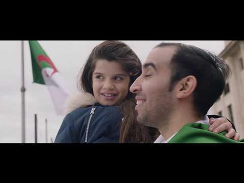 je choisie l'Algérie ... je vote (langue français)
