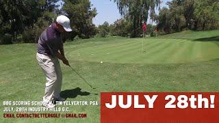 Learn Short Game Secrets from Tour Short Game Coach Tim Yelverton, PGA / Tour Short Games