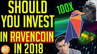 Should you invest in Ravencoin (RVN) in 2018? RVN mining and investing