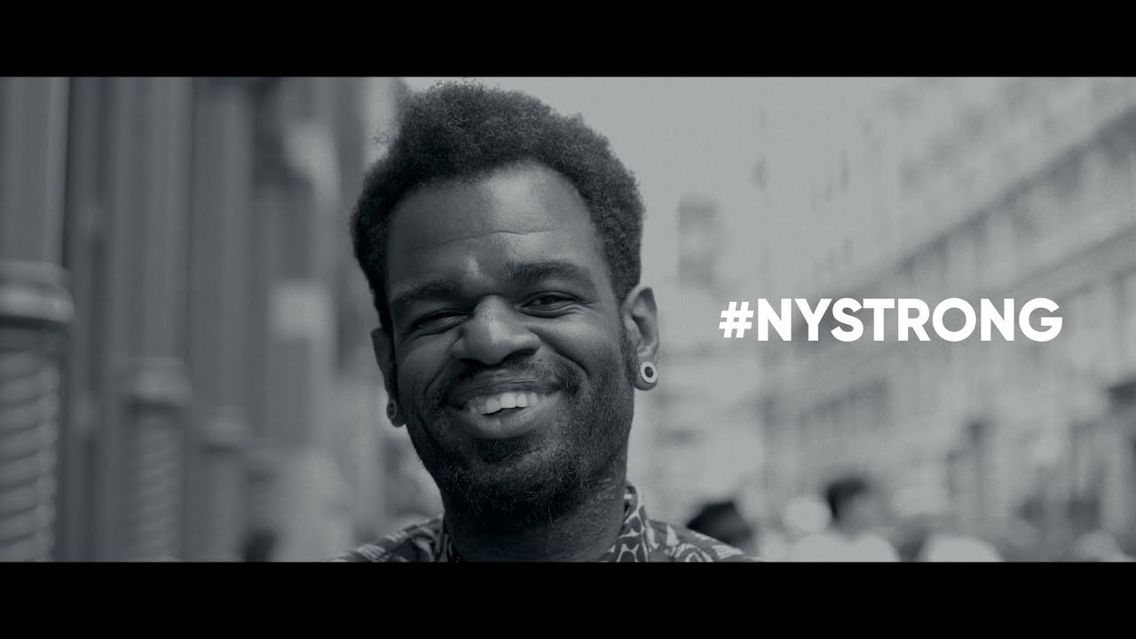 MY NEW SERIES #NYSTRONG