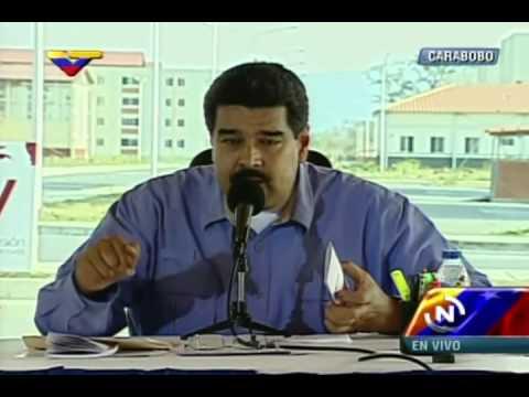 Presidente Maduro: Red de Supermercados Día a Día será asumida por Pdval