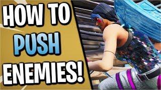 Fortnite: Best Ways To Push High Ground | 2 Advanced Methods! (Season 7)