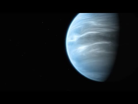 First planet discovered with water which may hold alien life