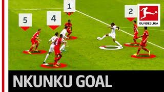 Magic Feet & Silky Touches - Nkunku's Acrobatic Goal