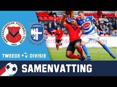 Samenvatting AFC - Spakenburg 1 september 2018