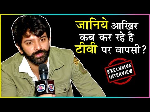 Barun Sobti REACTS On His Comeback On Television & REVEALS Future Projects | 22 Yards Movie